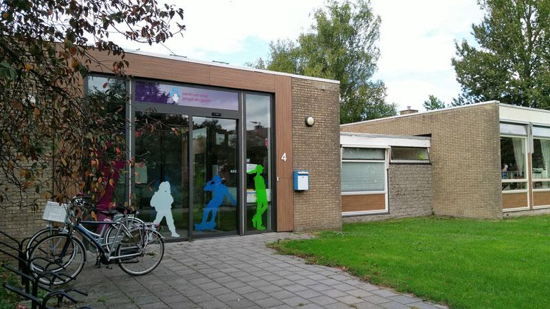 Locatie Merwedestraat